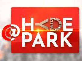 Hyde Park 28-10-2020
