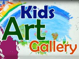 Kids Art Gallery 06-07-2018