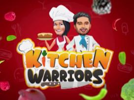 Kitchen Warriors 13-10-2018