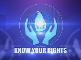 Know Your Rights 14-01-2019