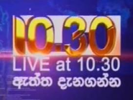 Live at 10.30 - 18-10-2018