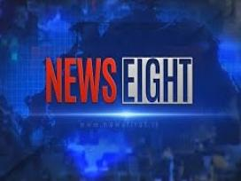 News Eight 25-10-2020