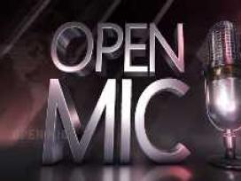 Open Mic 29-05-2020