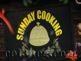 Sunday Cooking 11-10-2020