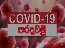 COVID-19 Paradawamu 23-03-2020